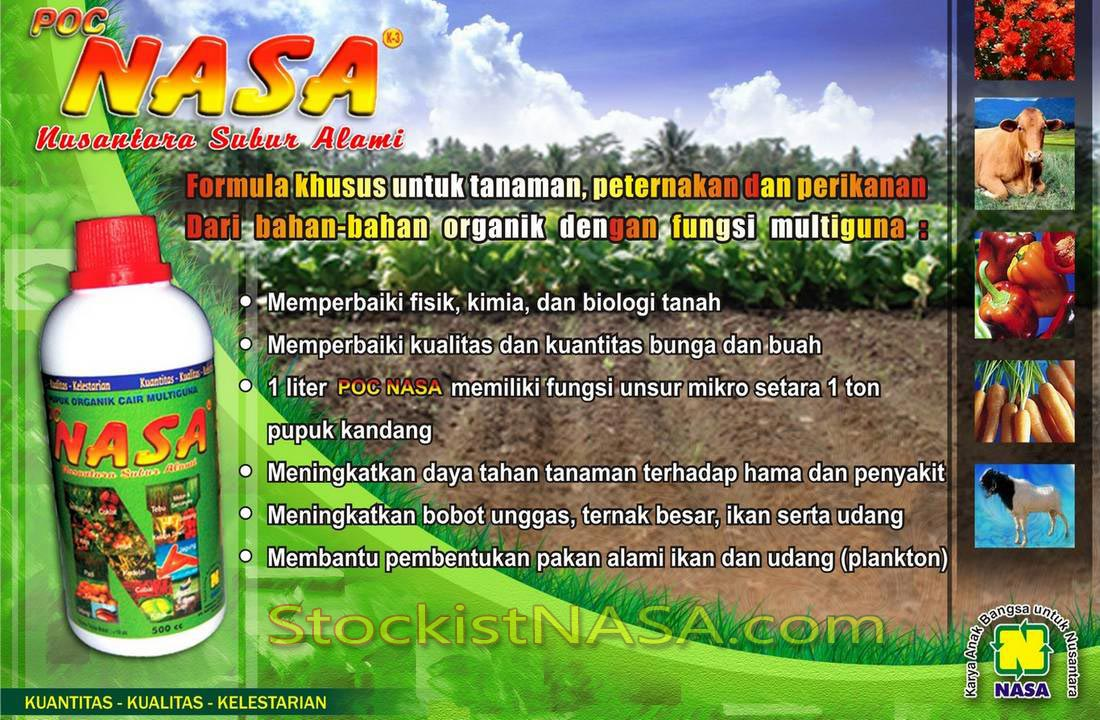 Gambar POC Nasa Natural Nusantara