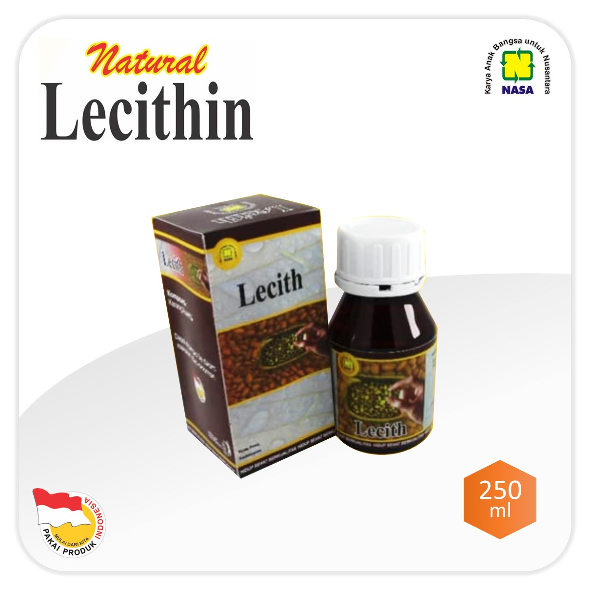 Lecith Natural Lecithin NASA