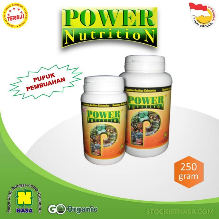Power Nutrition Nasa Thumb