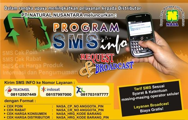 Program SMS Info NASA