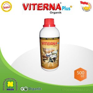 VITERNA Plus Vitamin Ternak Organik Nasa