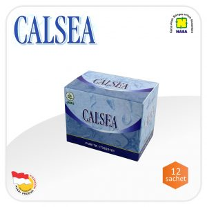 Natural Calsea Plus NASA High Calsium