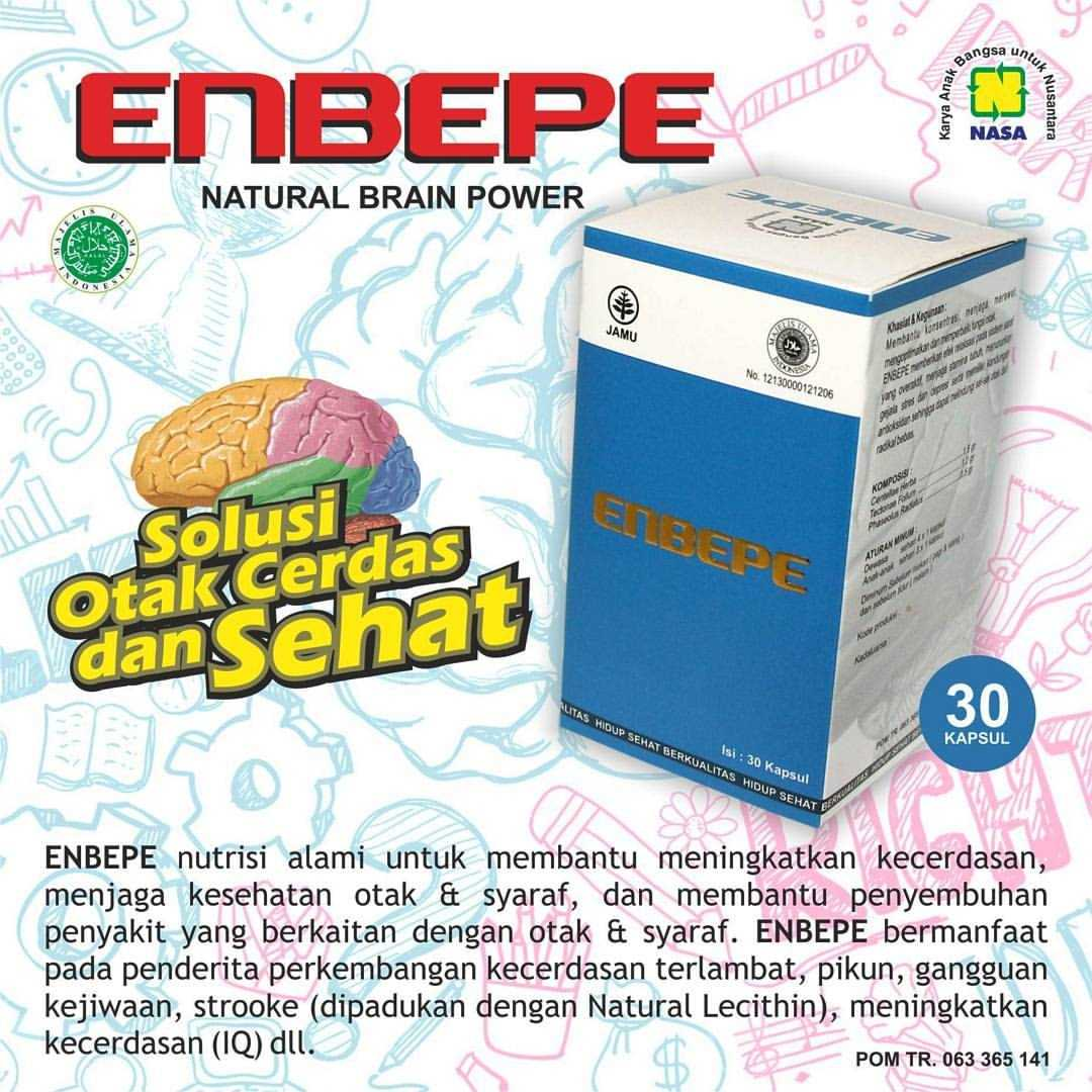 Gambar ENBEPE NASA Natural Brain Power