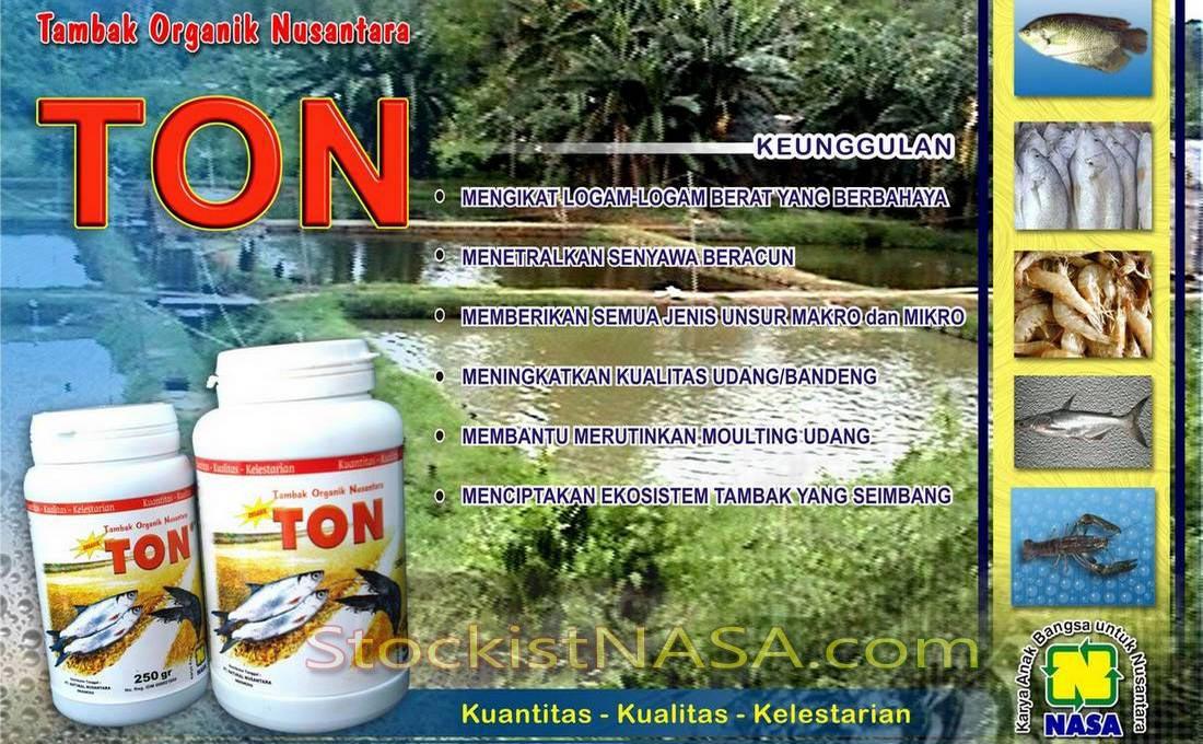 Gambar TON Tambak Organik Nusantara Nasa