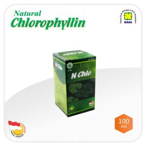 N Chlo Nasa Natural Chlorophyllin