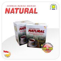 SBMN Beras Merah Natural Nasa