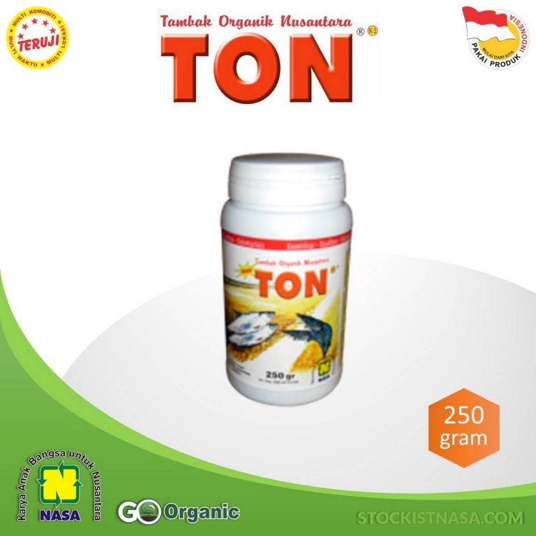 TON Tambak Organik Nusantara image