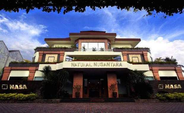 Kantor Pusat Natural Nusantara - Stockist Nasa