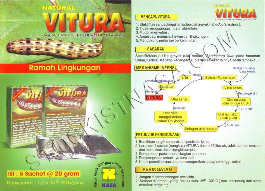Gambar Brosur Natural Vitura