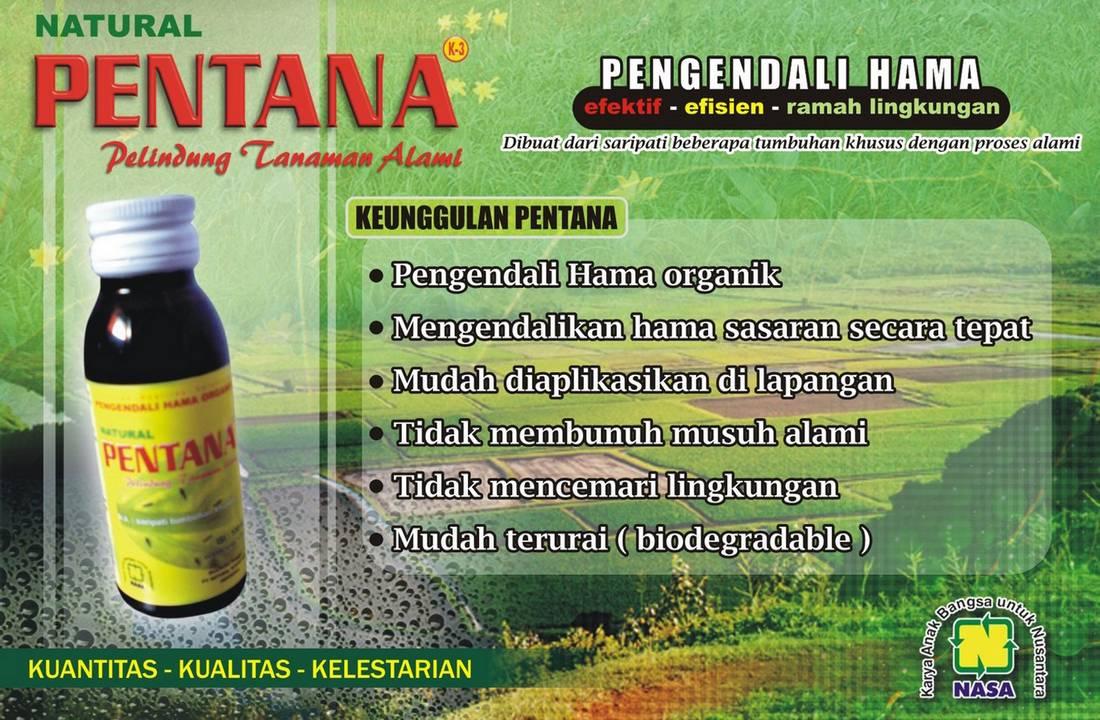 Brosur Natural Pentana Nasa