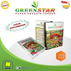 Gambar Pupuk Organik Serbuk Greenstar