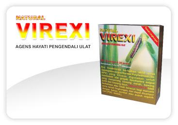 Gambar Natural VIREXI Nasa