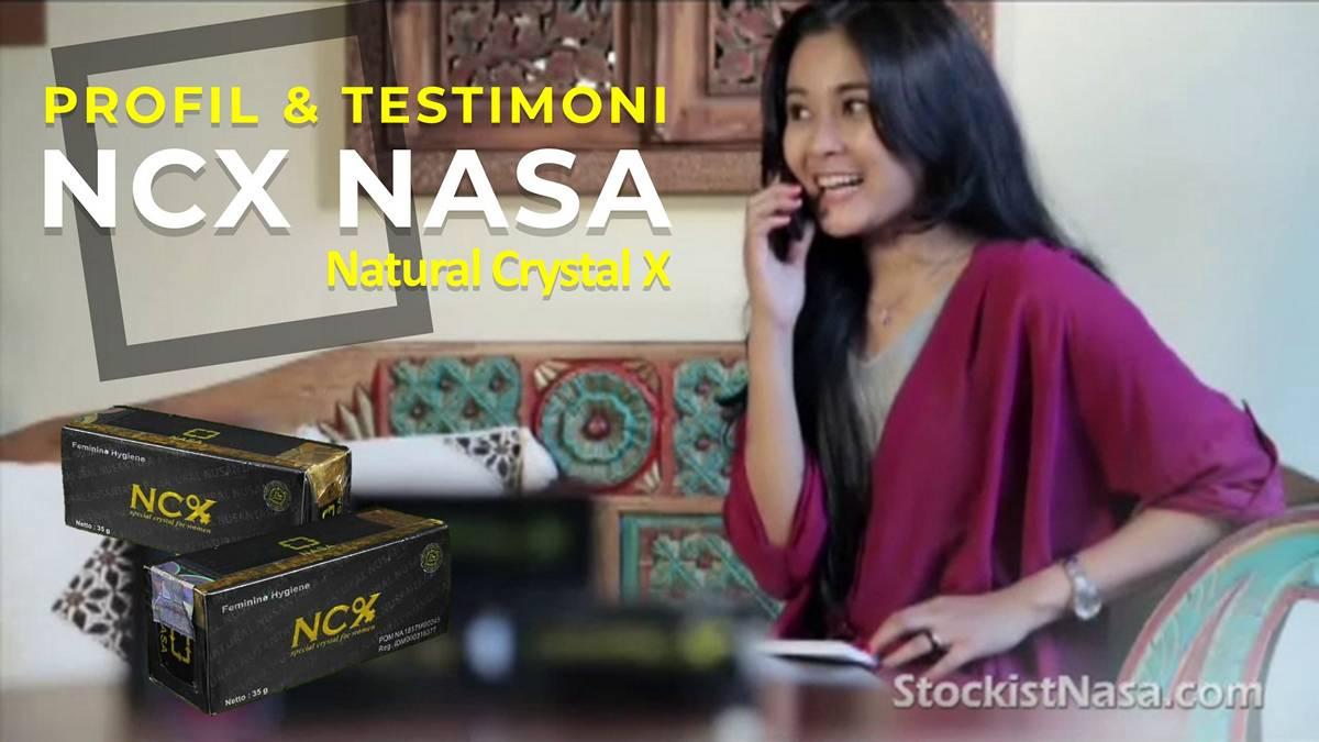 Profil dan Testimoni Crystal X NASA