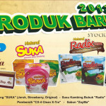 Produk Nasa Terbaru Tahun 2013