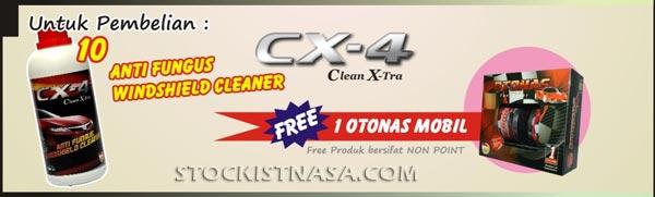 Promo Produk Pembersih CX-4