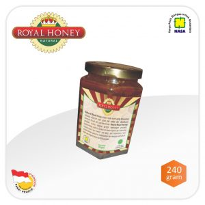 Gambar Natural Royal Honey NASA