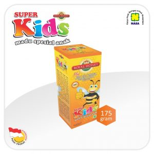 Madu Anak Royal Honey Super Kids