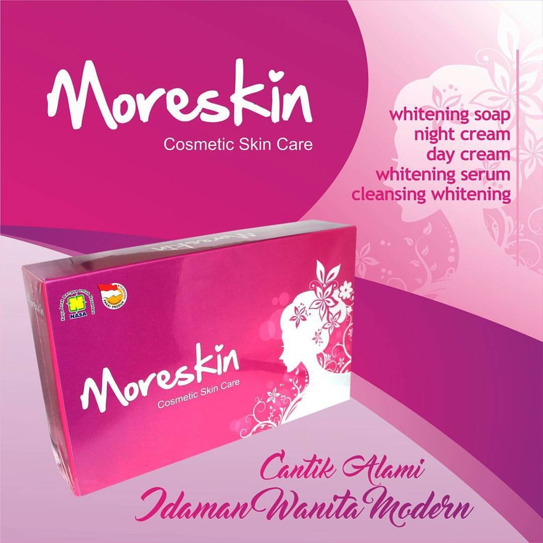 Moreskin Cosmetics Skin Care Nasa