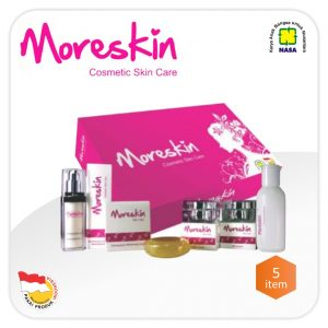 Moreskin Scin Care NASA