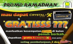 Promo Nasa Ramadhan 1435