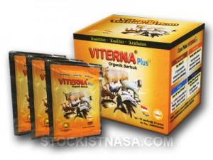 VITERNA Plus Serbuk NASA Baru