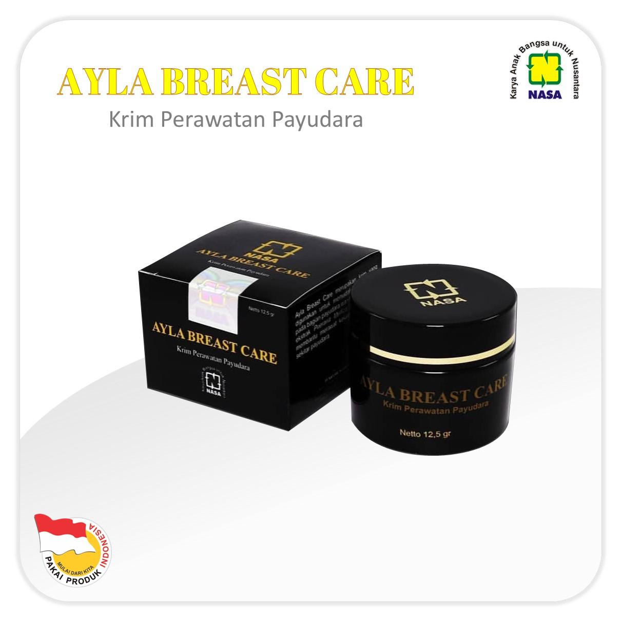 AYLA Breast Care – Krim Perawatan Payudara