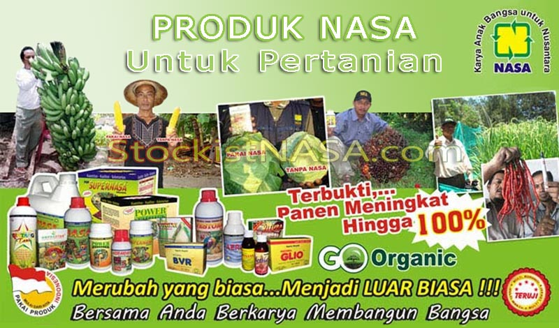 Info Pertanian Stockist Nasa