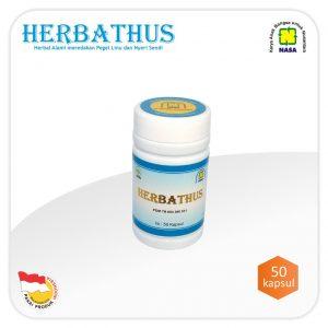 Herbathus NASA Obat Asam Urat