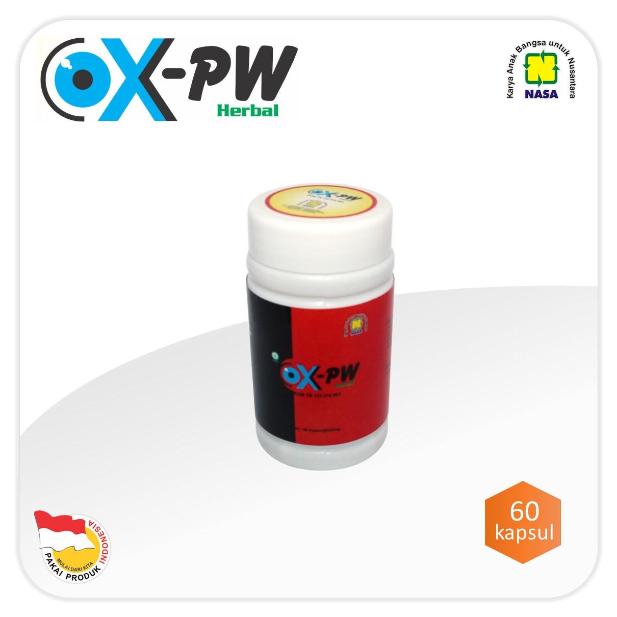 OX-PW NASA Herbal