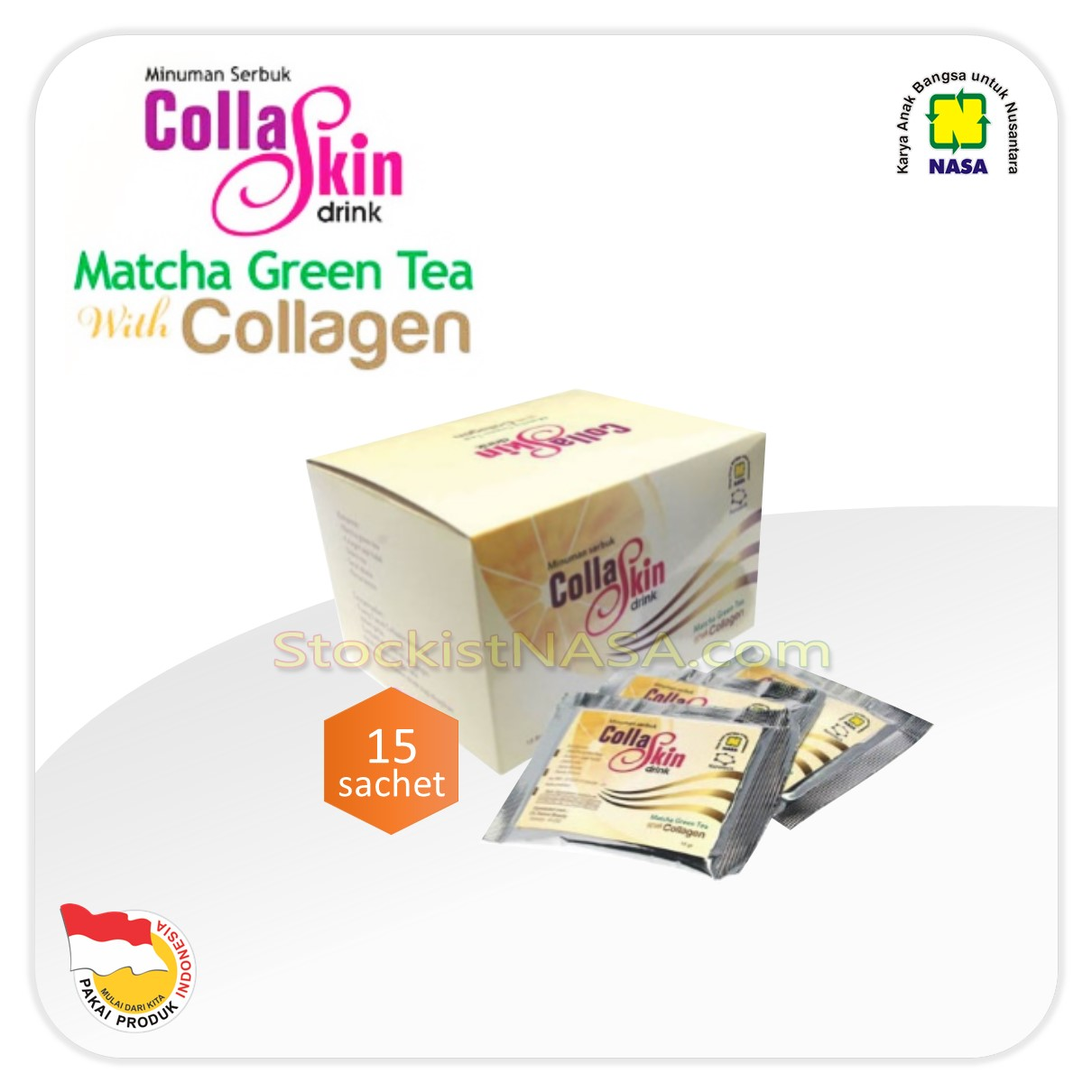 Collaskin Drink Nasa