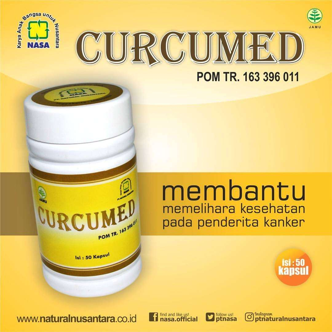 Produk Curcumed Nasa Herbal