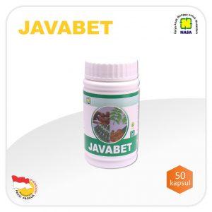 JAVABET Nasa Herbal untuk kencing manis