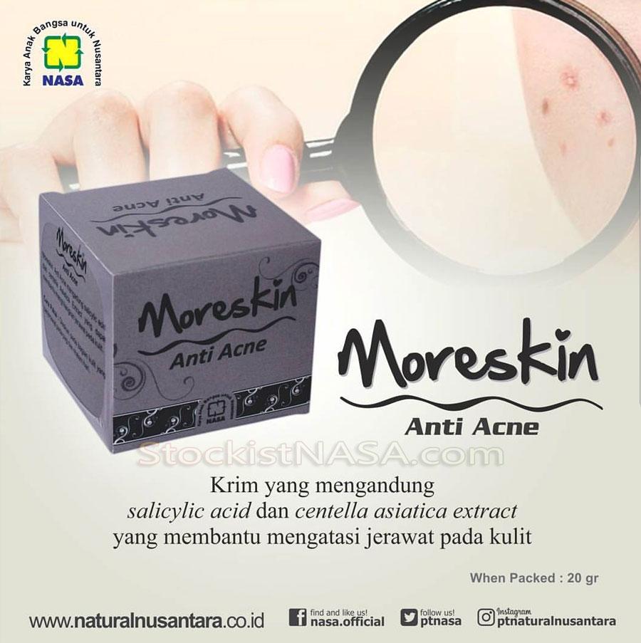 Gambar Moreskin Anti Acne