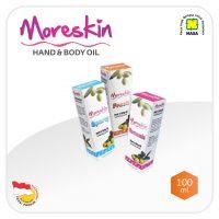 Moreskin Hand & Body Oil Whitening NASA