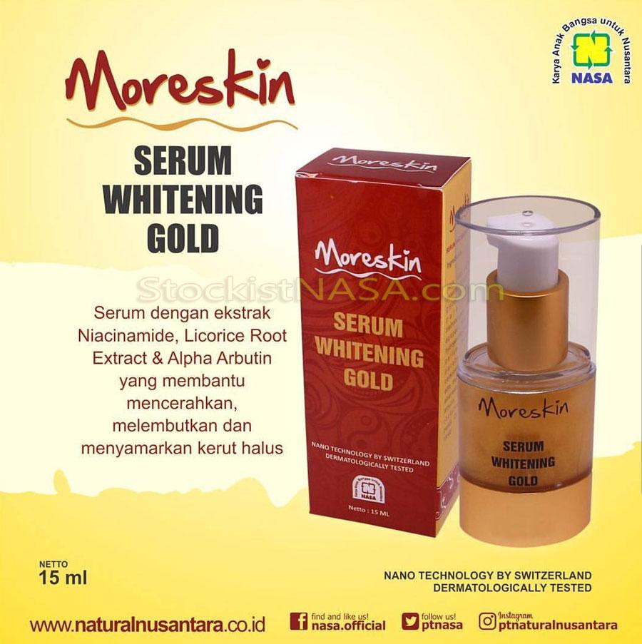 MORESKIN Serum Gold 1