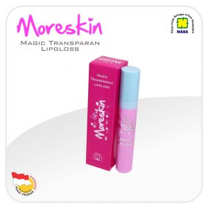 Moreskin Magic Transparan LipGloss