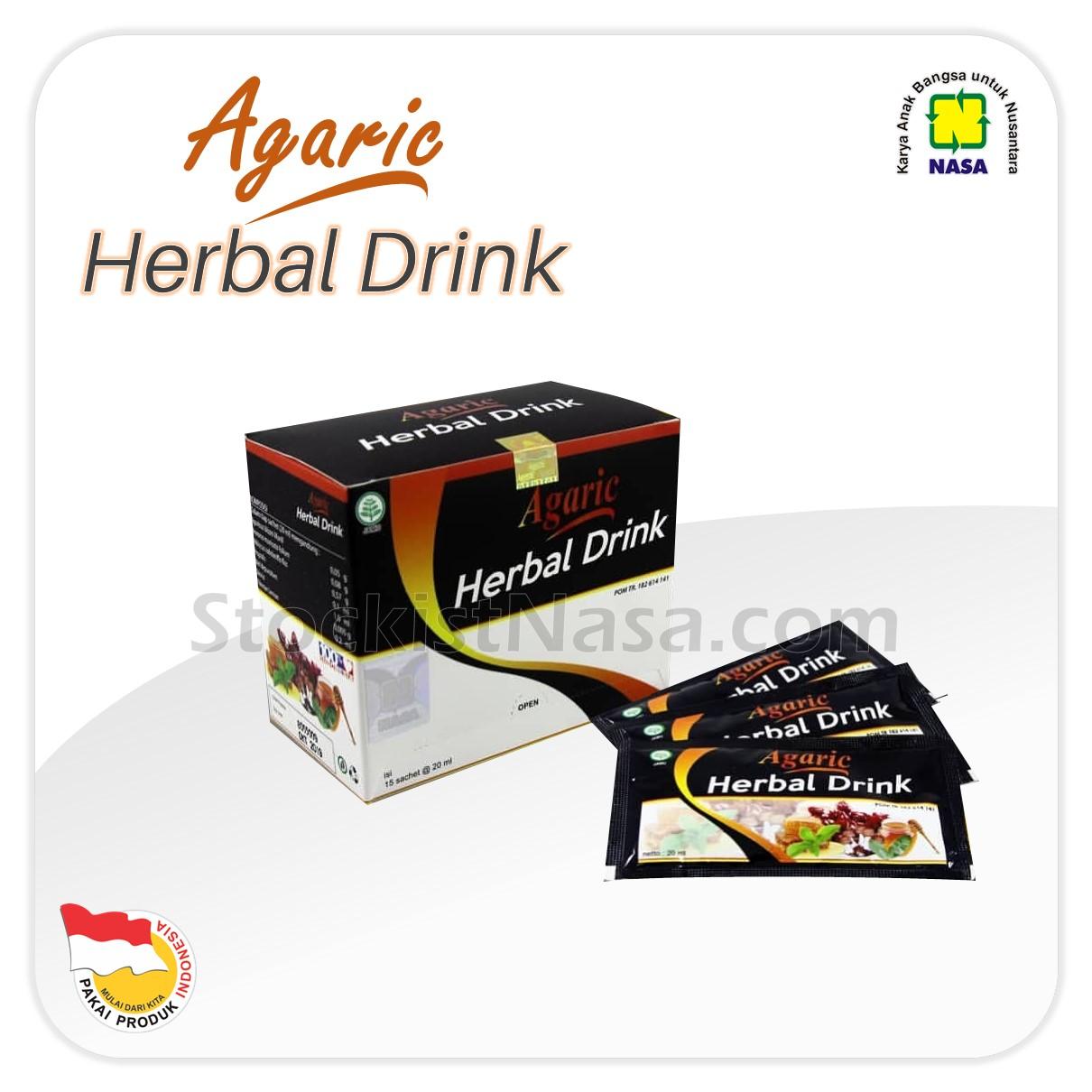 Agaric Herbal Drink Nasa