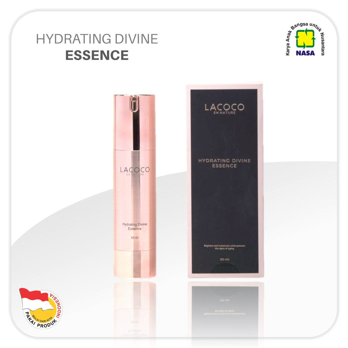 Lacoco Hydrating Divine Essence