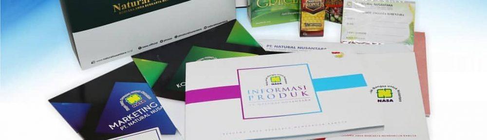 Paket Pendaftaran Mitra Distributor Nasa