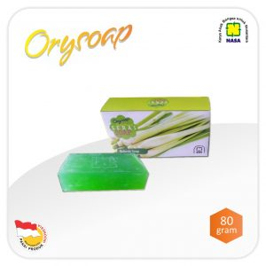 ORYSOAP Serai Soap Nasa