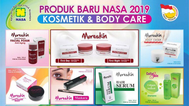 Produk Baru Kosmetik Body Care 2019