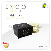 EXCO Gold Night Cream NASA