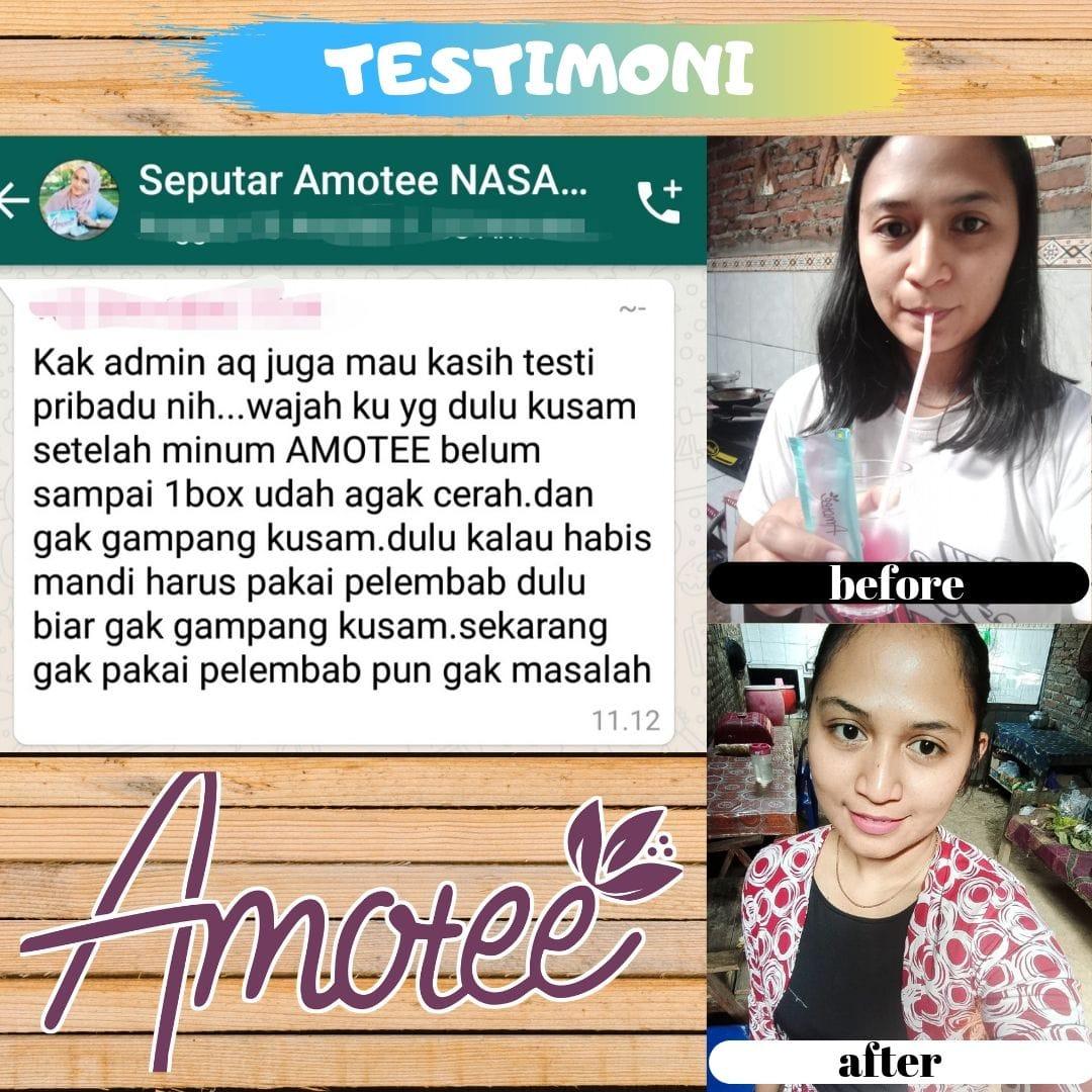 Testi Amotee Nasa 3