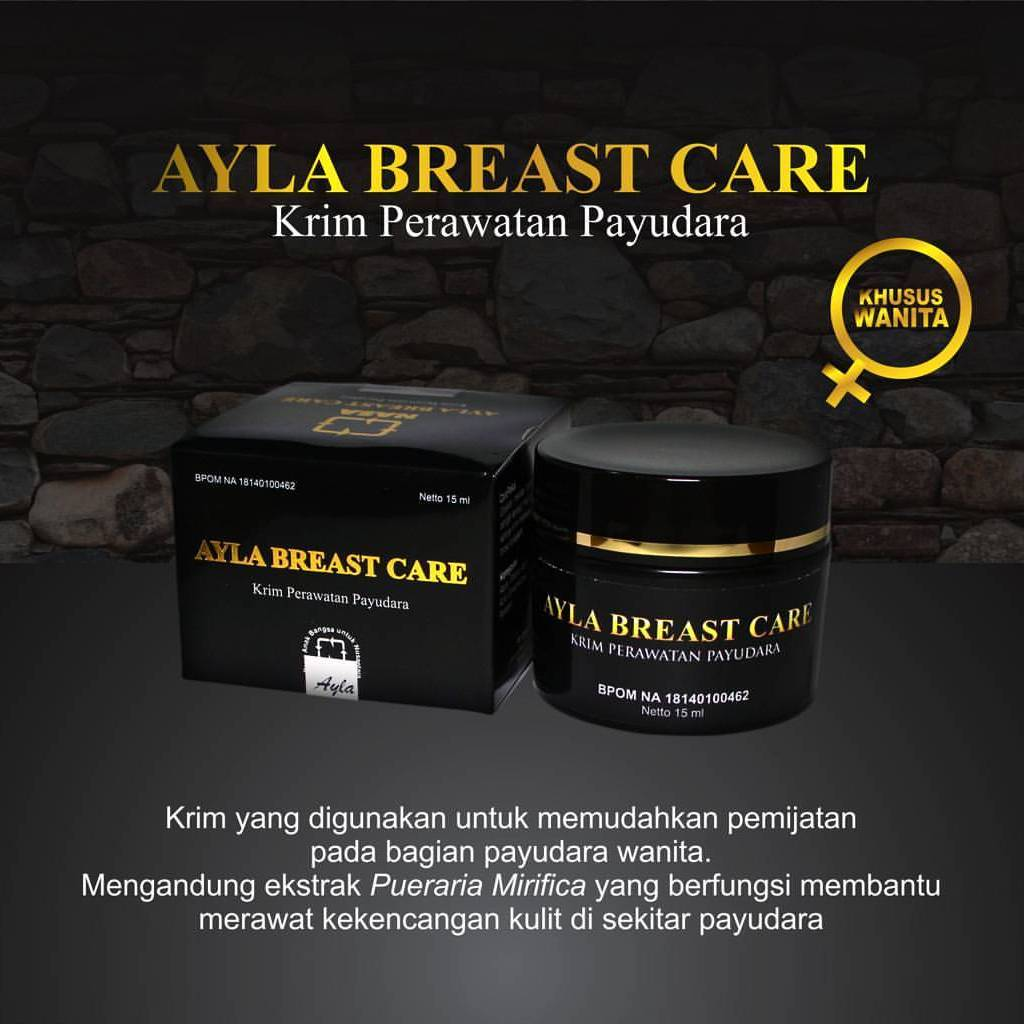 Gambar AYLA Breast Care Nasa