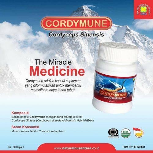 Brosur Cordymune Nasa 1
