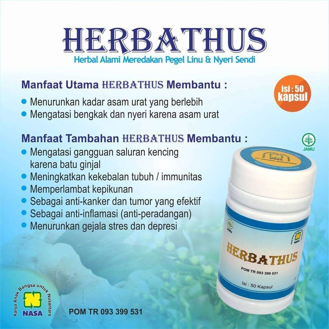 Gambar Manfaat Herbathus Nasa