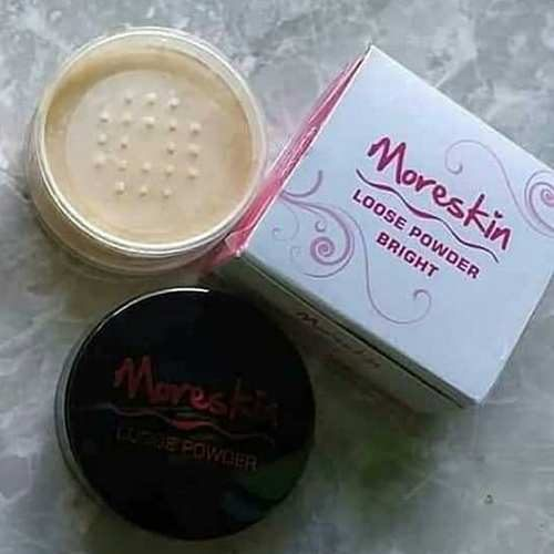 Isi Moreskin Loose Powder Bright
