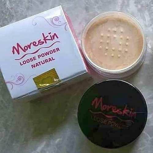 Isi Moreskin Loose Powder Natural