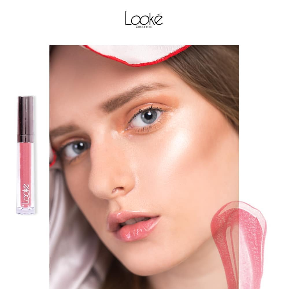 Model Looke Holy Lip Polish LUNA