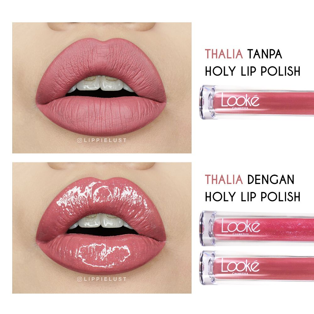 Looke Thalia plus Lip Polish LUNA